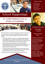 2017 Spring Newsletter - School Happenings